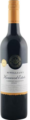 Mcwilliam's Cabernet Sauvignon Hanwood Estate